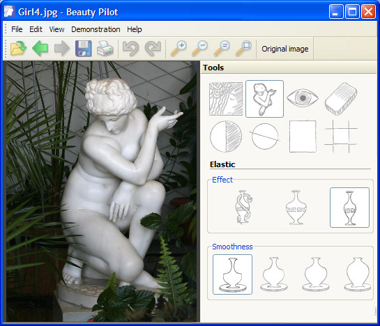 Click to view Beauty Pilot 2.4 screenshot